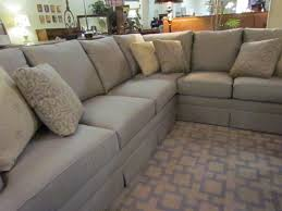 Outdoor Furniture Cushions Sunbrella Fabric by This Sectional Sofa Has Enough Room For The Entire Family Even