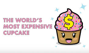 The Worlds Most Expensive Cupcake Costs 900US