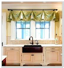 Modern Kitchen Curtain Ideas Curtains Endearing And