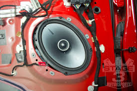 2017-2019 F250 & F350 Kicker KS Series Speaker Upgrade Package 2 ...