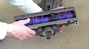 Dyson Dc65 Multi Floor Manual by Dyson Dc65 How To Remove And Clean The Brush Bar Youtube