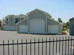 RV Storage And Garage Keep Llocal Bulding Departments That HOA Happy