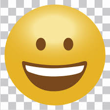 Happy Emoji Emoticon Transparent PNG
