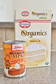 Cake Mix And Pumpkin Muffins by Forever After Blog September 2012