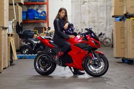 100 Em2 Design EM2 Electric Sports Bike Perfectly Suitable For New Riders
