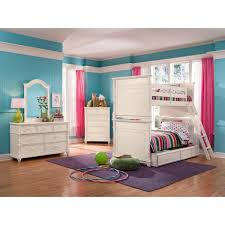 Charming Space Saving Shared Bedroom Decoration With Various Ikea White Bunk Bed Divine Picture Of