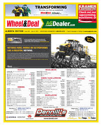 Wheel & Deal Alberta, June 4, 2012 By Farm Business ... Truck Auctions Insurance Pittsburgh Auction Site Las Vegas 082317 By Shopping News Issuu Tuscola Tractors Sales Amanda Taylor Stock Photos Images Alamy Sweptail Is The Automotive Equivalent Of Haute Couture Said Giles American Historical Society Tunica Martin Inc Home Facebook Kirovask700a Price 21000 1989 Mascus Ireland Peoria