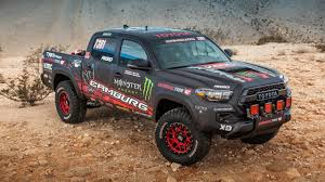 Toyota Tacoma TRD Pro Race Truck | Motor1.com Photos 2016 Toyota Tacoma Doublecab 4x4 Midsize Pickup Truck Off Road Midsize Trucks Are Making A Comeback But Theyre Outdated 2018 New Reviews Youtube Sr5 Extended Cab In Boston 21117 Trd Pro Probably All The Offroad You Need Old Vs 1995 The Fast 2017 Sport Double Athens Preowned Santa Fe Access Sr Crew Victoria 2014 2wd I4 Automatic And Rating Motor Trend