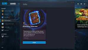 you can now gift hearthstone packs via blizzard s web shop free
