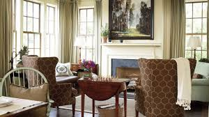 Southern Living Living Room Paint Colors by Senoia Georgia Idea House Tour Southern Living