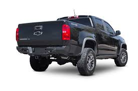 Aftermarket Colorado ZR2 Rear Bumpers | ZR2Performance.com