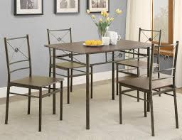 Contemporary Casual Dark Bronze Finish 5 Piece Dining Set By Coaster 100033 Modern Farm Wood Ding Table Chairs Bench Fniture Hyland Rectangular With 4 Tag Archived Of Room And Set Contemporary Casual Dark Bronze Finish 5 Piece By Coaster 100033 Marble Shine 10 Seater My Aashis Free Sample With Compact Use For Small Kitchen Buy Benchmodern Tableding Style Stylish And Modern Ding Room Interior Design Sharing Table Amazoncom Gtu 7piece Champagne Display Home Interior Design Singapore Ideas
