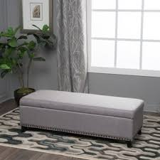 Living Room Bench by Storage Benches