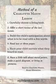 How To Teach A Charlotte Mason Lesson