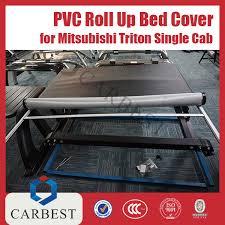 mitsubishi triton roll up tonneau cover mitsubishi triton roll up