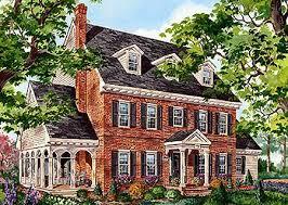 Classic Brick Colonial Home PM