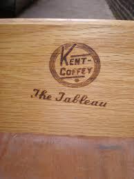 Kent Coffey Blonde Dresser by Mid Century Chicago