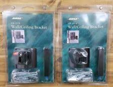 Bose Ub 20 Wallceiling Bracket by Bose Ub 20 Speaker Mounts U0026 Stands Ebay