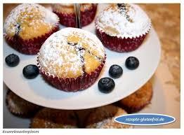 heidelbeer schmand muffins tanja s glutenfreies kochbuch
