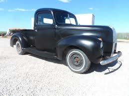 1941 Ford 1/2 Ton Short BOX Pickup Street Rod Project For Sale ...