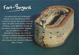 fort boyard fortification et mémoirefortification et mémoire