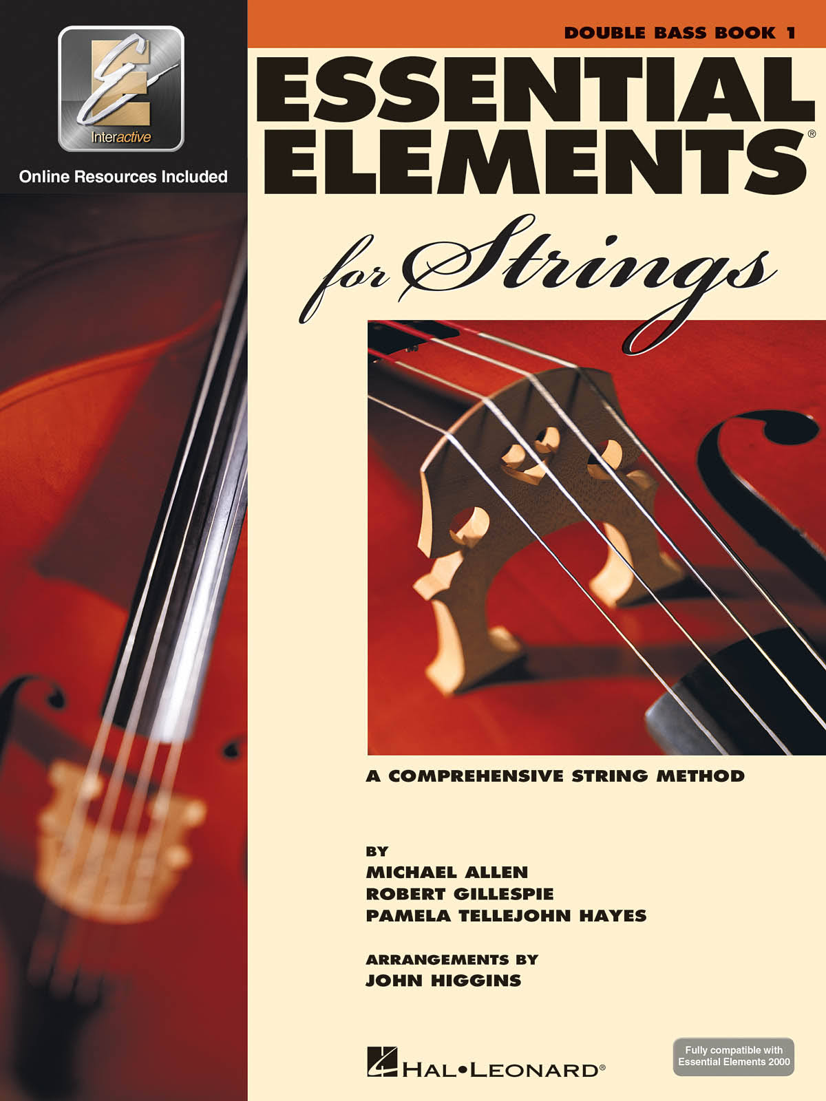 Essential Elements for Strings 2000 Book 1 - Hal Leonard