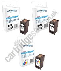 Sets Of Ink Cartridges For The Canon Pixma MP280 Printer Cartridge Save Premium Compatible High Capacity 2 X Black 1 Tri Colour PG 512