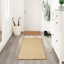 vistoft teppich flach gewebt natur 80x150 cm ikea schweiz