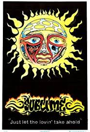 Sublime Sun Blacklight Poster Print 23x35 Collections