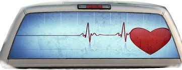 100 Rear Window Graphics For Trucks Amazoncom Medical Cardiology 2 17 Inchesby56 Inches Compact