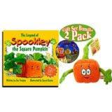 Spookley The Square Pumpkin Book Amazon by Counseling Connections Spookly The Square Pumpkin