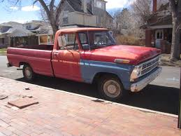 Down On The Mile High Street: 1969 Ford F-100 - The Truth About Cars Spokanes Food Truck Scene Get Lost Often How Its Made Watch Online Discovery Dually Sema 2013 Monday Truckin Trucks Outside 020 Ford Carlsberg Uk Stock Photos Images Alamy 2017 Honda Ridgeline 25 Cars Worth Waiting For Feature Car Selfdriving Truck Makes First Trip A 120mile Beer Run Brand New 2018 Palomino Bpack Ss1200 Slideon Camper Diesel Vs Gas Pulling Etc Update I Bought A Scott Sturgis Drivers Seat Toyota Tacoma Is Reliable But Noisy Top 10 Largest Engines In Usmarket Motor Trend Down On The Mile High Street 1969 F100 Truth About Borrowed Heaven July 2016