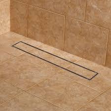 Tiling A Bathroom Floor Around A Toilet by Cohen Linear Shower Drain Bathroom