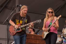 100 Derek Trucks Wife On David Bowies Death