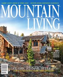 100 Mountain Architects Living SeptemberOctober 2014 By Network Communications Inc
