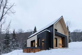 100 Scandinavian Modern Home Architecture In Canadian Forest