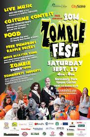 FINAL Zombie Fest 2014 Poster