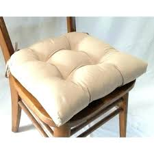 Imposing Dining Chair Cushions With Ties Kitchen Pads And Room Decor