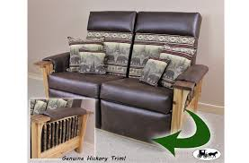 Amish Adirondack Style Futons Sofas And Love Seats