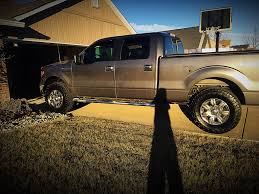 What Size Tires To Get If I Want To Raise My 2016 F150? - Ford F150 ... Max Tire Size With 2 Leveling Kit Aftermarket Rims Ford Tire Size For 6 Inch Bds Suspension Lift F150 Forum How To Fit Larger Tires On Your Chevy Silverado Or Gmc Sierra Youtube Uerstanding Load Ratings Largest A 06 Prunner 18 Rims Tacoma World Rub To 35 Lvadosierracom Truck Leveling Kit And Aftermarket Envoy Questions Whats The Largest I Can Put My Biggest A Stock Z71 What Tires Get If Want Raise 2016 Readylift Sst 32 Toyota Tundra Honda Ridgeline Best Midsize Pickup Truck