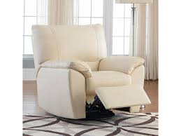 natuzzi editions swivel chair natuzzi editions b632 leather reclining chair with pillow arms