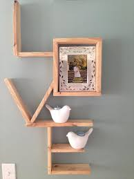 Wood Shelves Diy by 20 Awesome List Of Diy Wall Shelves You Can Build Home Design Lover