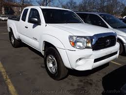 100 4wd Truck 2011 Used Toyota Tacoma 4WD Access V6 Automatic At Woodbridge Public