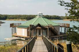 Lake Murray Floating Cabins Chickasaw Country