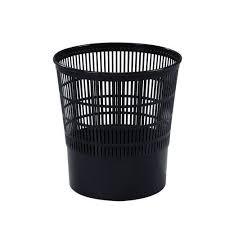 poubelle bureau corbeille ajourée 16 l manutan fr