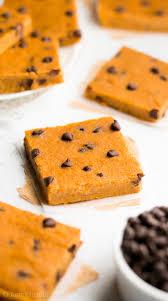 Healthy Chocolate Pumpkin Desserts by Chocolate Chip Pumpkin Pie Brownies Amy U0027s Healthy Baking