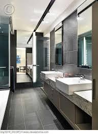 grey rectangular floor tiles bathroom tile