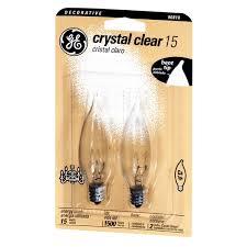 kroger ge clear decorative bent tip 15 watt bulb delivery