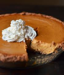 Keeping Pumpkin Pie Crust From Burning by Recipe Ginger Pumpkin Pie With Graham Cracker Crust Kitchn