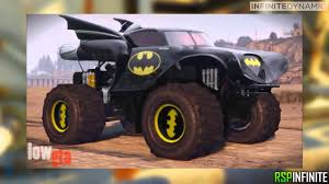 100 Monster Truck Batman GTA 5 BATMAN MONSTER TRUCK CONCEPT Image GTA 5